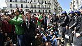 """""""Bensalah, dégage!"""": à Alger, les étudiants crient leur colère"""