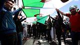الجيش الجزائري يقول إنه سيبذل قصارى جهده لضمان السلام