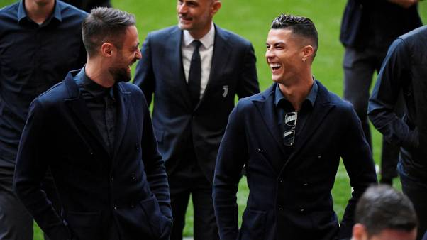 Ronaldo fit for Juventus clash with Ajax - Allegri