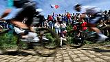 Paris-Roubaix: reconnaissance glissante mais parcours sec prévu