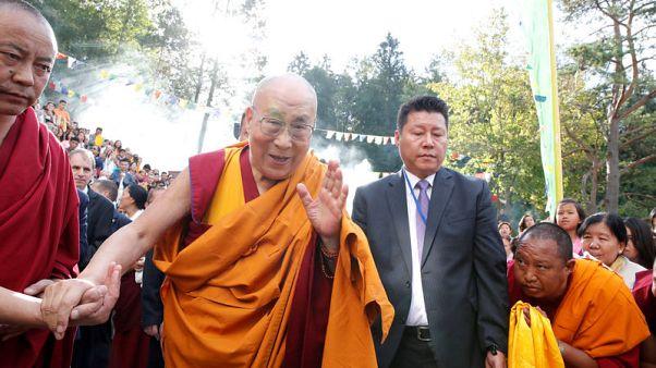 Dalai Lama, 83, hospitalised with chest infection
