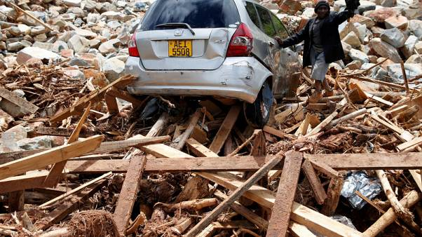 Zimbabwe seeks $613 million aid from donors after drought, cyclone