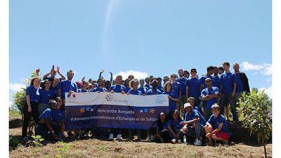Rencontre Annuelle des Volontaires à Antsirabe du 5 au 7 avril 2019