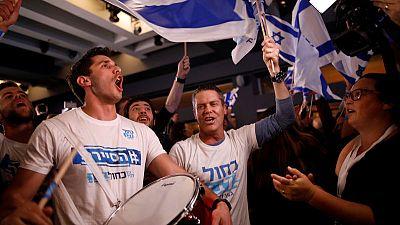 Netanyahu, rival Gantz both claim Israeli election win on narrow exit polls