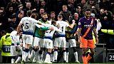 Champions: Tottenham-Manchester City 1-0