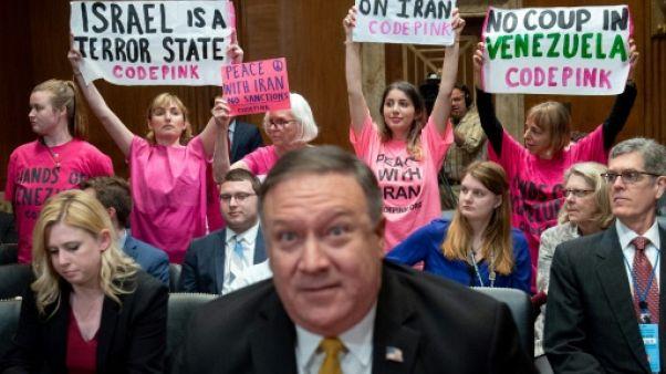 Cisjordanie: Pompeo refuse de s'opposer à une éventuelle annexion israélienne des colonies