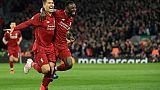 Ligue des champions: Liverpool dispose de Porto et met un crampon en demies
