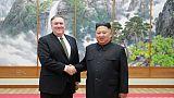 """Kim Jong Un, l'""""ami"""" de Trump, est bien un """"tyran"""", selon Pompeo"""