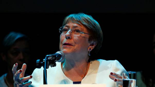 U.N. rights chief says Mexico violence recalls that of Chile dictatorship