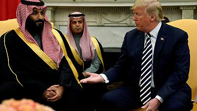 Trump discussed Iran, human rights with Saudi crown prince - White House