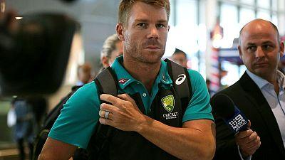Cricket - Warner must rein in attitude for Australia return: South Africa's Smith