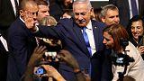 تلفزيون: نتنياهو يفوز في انتخابات إسرائيل بعد فرز 96 في المئة من الأصوات