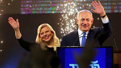 Israeli PM Netanyahu wins national election - CH 12 TV