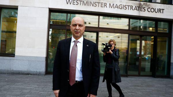 محكمة بريطانية ترفض طلب تركيا الطعن على قرار بمنع تسليم رجل أعمال إليها