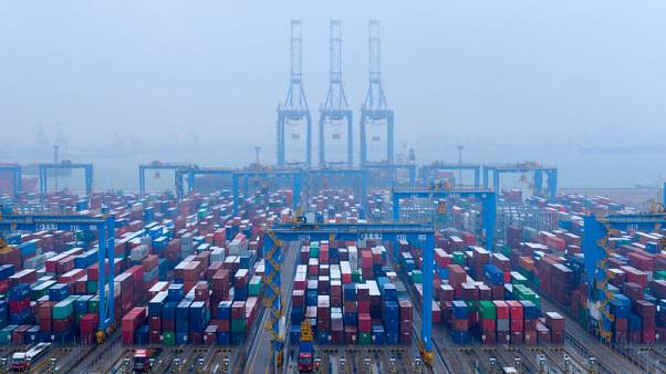China's March exports seen rebounding, imports falling again - Reuters poll