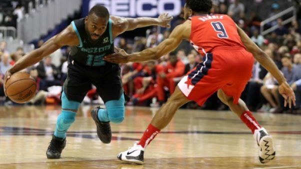 NBA: Charlotte et Detroit dos à dos, Miami éliminé