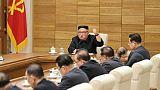 """Pyongyang convoque une réunion du parti pour cause de situation """"tendue"""""""