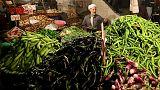 تراجع طفيف في تضخم أسعار المستهلكين في مدن مصر إلى 14.2% في مارس