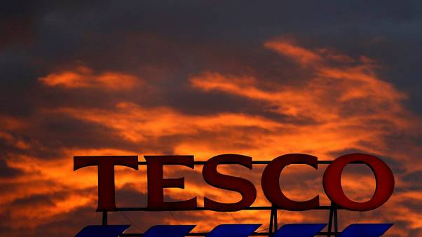 Tesco recovery on track as full-year profit rises 34 percent