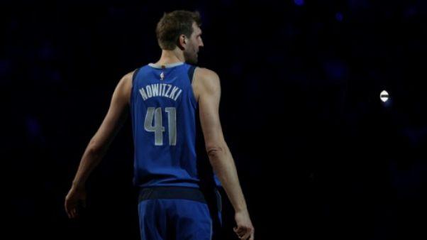 NBA: Dirk Nowitzki, l'ambassadeur européen