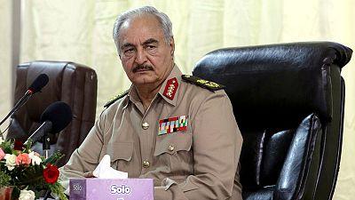 How Libya's Haftar blindsided world powers with advance on Tripoli