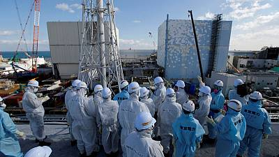 Evacuation order lifted for part of Fukushima plant host town