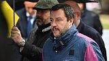 Salvini, il 25 aprile non sfilo