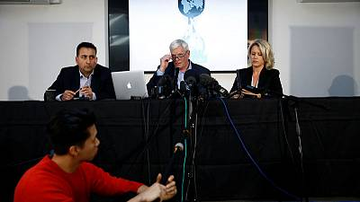 WikiLeaks says Julian Assange is being spied on in Ecuadorean embassy