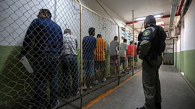 Bolsonaro targets deadly gangs run from Brazil's prisons