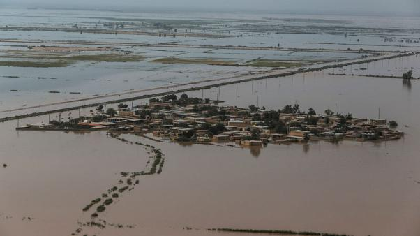 Southwest Iran hit hard by flooding, evacuation underway in Ahvaz