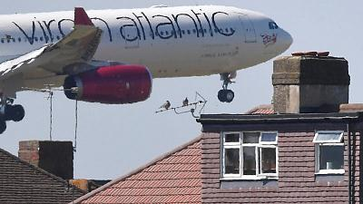 Virgin Atlantic posts annual loss for second year running