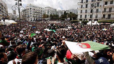 Algeria sets presidential election for July 4