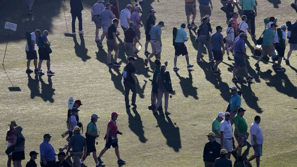 Players comfortable in Augusta National's cloak of secrecy