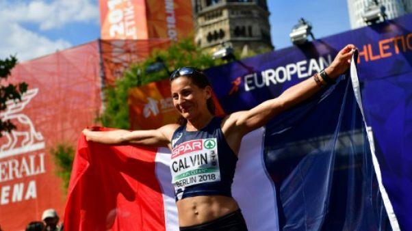 Dopage: Clémence Calvin suspendue à titre provisoire pour soustraction à un contrôle
