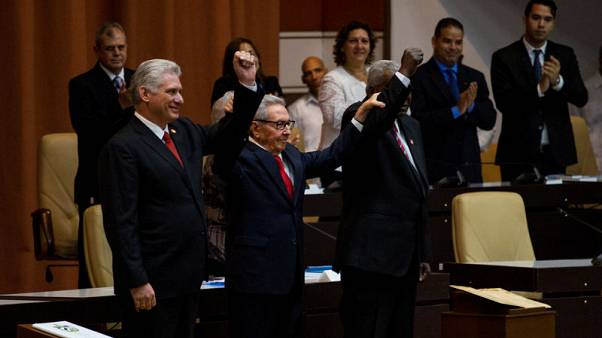 Castro says Cuba will not abandon Venezuela despite U.S. 'blackmail'