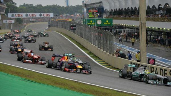 1000e GP de F1: dix circuits de légende