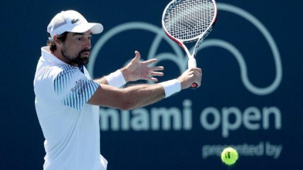 Tennis: Simon enchaîne et file en quarts à Marrakech