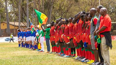The victory of Kenya over previously unbeaten Namibia