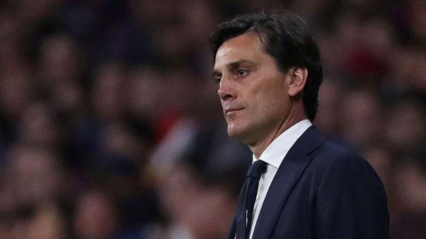 Montella returns for second stint as Fiorentina coach