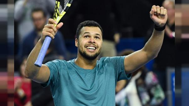 Tennis: Tsonga en quarts à Marrakech, comme Simon
