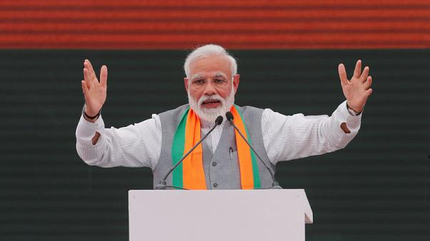 Indians head to the polls with PM Modi the front runner