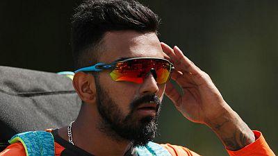 India's Rahul cracks IPL century to boost World Cup hopes