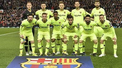 Champions: Manchester Utd-Barcellona 0-1