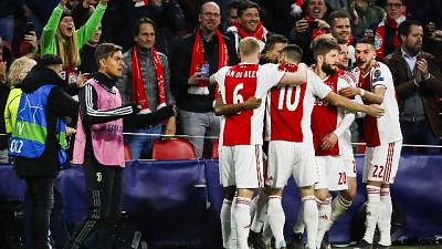 Champions: Ajax-Juventus è 1-1