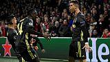 Ligue des champions: Ronaldo offre un bon nul à la Juve, le Barça vainqueur a minima