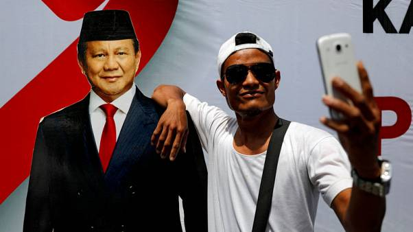 Fact-checkers vs. hoax peddlers: a fake news battle ahead of Indonesia's election