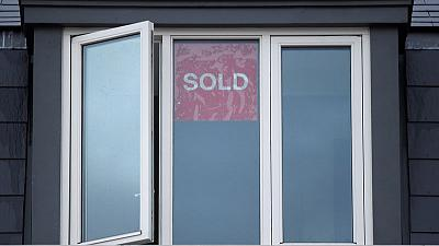 UK house price gauge improves for first time in 8 months - RICS