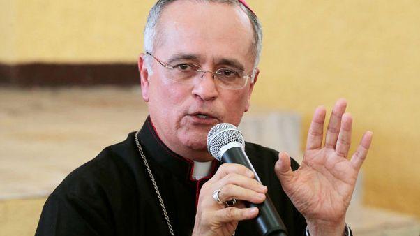 Nicaraguan bishop, a vocal Ortega critic, says he was target of assassination plot