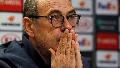 Soccer - Drinkwater has no future at Chelsea, says Sarri