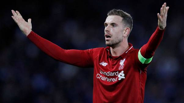 England games showed Klopp I can play further forward - Henderson